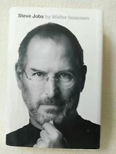 Steve Jobs by Walter Isaacson 1st Edition Hardcover 2011