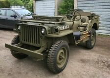 December 1942 Willys MB Jeep