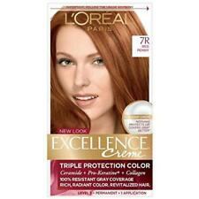 L'Oreal Excellence Creme 7R Red Penny