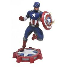 "Captain America - Marvel Now PVC 9"" Diorama Diamond Select Toys Figure Toy"