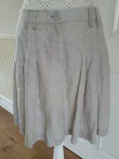 H&M linen Ladies skirt size 6