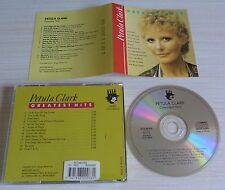 CD ALBUM BEST OF GREATEST HITS PETULA CLARK 13 TITRES CLEO MADE IN FRANCE