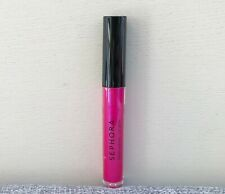 Sephora Collection Bright Delights Lip Gloss, #5 Dazzle (Glitter Fuchsia), 2ml