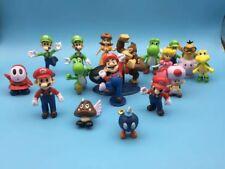 Super Mario Bros Lot 18pcs Action Figure Doll Playset Figurine Gift