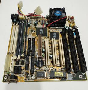 MICRO-STAR MS-5168 Socket 7 + AMD K6/2 266 MHz + 128 MB RAM