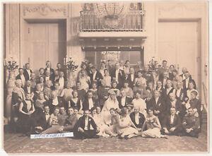 A.von Freyberg Berlin Foto Hochzeit hohes Militär Adel ? Persönlichkeiten 1930er