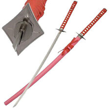 "Luppi Antenor Sword Espada Trepadora Zanpakuto Anime Replica 440 Steel 41"" Pink"