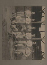 Large 1900 Card Mounted Photo of the Milton PA Champion Baseball Team
