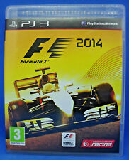 F1: Formula 1 2014 PS3 *Excellent Condition* - 1st Class Recorded Delivery
