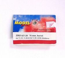 Model Point 1/35th Scale KT-28 76mm Barrel for ICM T-28