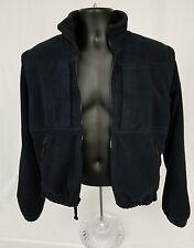 Mens 5.11 Tactical Fleece Jacket Small Navy Blue Pre-owned EUC Full Zip Vest