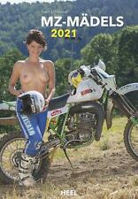 MZ Mädels 2021 | Ästhetische Erotik-Fotografien mit Kultmaschinen aus Zschopau