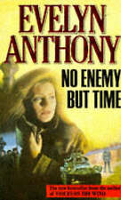 No Enemy But Time by Evelyn Anthony (Paperback, 1987) - Fast Dispatch
