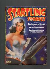 Startling Stories Pulp - March 1951 - Captain Future