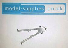 Dinky 985 Car Transporter Trailer Reproduction Drawbar Steel Pressing
