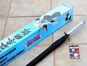 "BLEACH Shonen Jump Japanese Anime TOSHIRO HITSUGAYA Sword Handle UMBRELLA 38"""