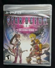 Brand New Star Ocean: The Last Hope International (Sony PlayStation 3, 2010)