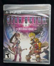 Brand New Star Ocean: The Last Hope International (Sony PlayStation 3, 2010)