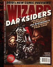 Wizard Magazin Ausgabe # 221 Feb 2010-Darksiders-Doctor Who-Comic Preview