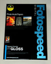 Fotospeed PF Gloss 270gsm 5x7 100 Sheets