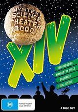 Mystery Science Theater 3000 - XIV Box (DVD, 2009, 4-Disc Set) Region 0