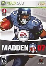 Madden NFL 07 (Microsoft Xbox 360, 2006) - Madden Collection in Store