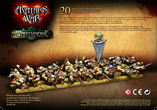 Avatars of War: Dwarf Thunder Warriors - aowpl08  -Warhammer Unit