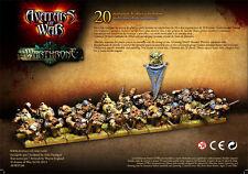 Avatars of War: Dwarf Thunder Warriors - aowpl08  -Warhammer Unit