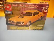 """AMT /ERTL STREET CUSTOMS   1970 SUPER BEE PRO STREET   """"NIB"""""""