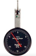 Brown Amp Sharpe Bestest 599 7031 5 0005 030 Dial Test Indicator Brand New