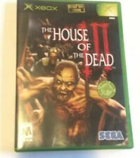 House of the Dead III (Microsoft Xbox, 2002) Complete