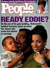 People Magazine March 22, 1993 Eddie Murphy Dorothy Hamil Demi Moore NO LABEL