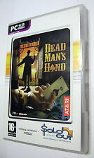 Dead Man's Hand  - PC Gioco Sparatutto