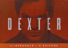 Dexter : L'intégrale - 8 saisons / The Collection - Season 1 - 8 (35 DVD)
