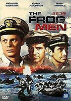 THE FROGMEN (1951) - RICHARD WIDMARK NEW WORLDWIDE ALL REGION DVD NTSC UK SELLER