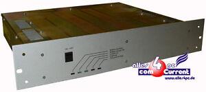 Dc / AC Voltage Converter Inverter 4x 12V Battery 48V -> 220V Ups USV