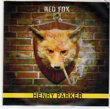 (EQ388) Henry Parker, Red Fox - 2013 DJ CD