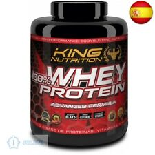 100% Whey Protein 2,27 kg King Nutrition Proteina Concetrada 80% Chocolate