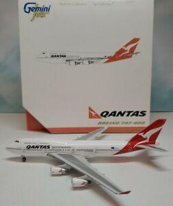 Gemini Jets 1:400 Qantas 747-400 VH-OEB Phillip Island GJQFA859 Boeing B747-400