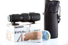 Objectif Tamron SP 70-200mm F/2,8 Di LD Macro pour Canon EOS (EF) Garanti 6 mois