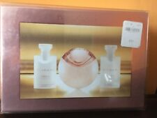 Bvlgari Roma Aqva Divina Gift Set EDT Spray, Body Lotion & Shower Gel