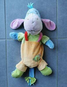 Peluche range pyjama BOURRIQUET Disney Baby - 52 cm