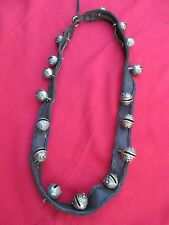 Tibetan Buddhist Bon Shaman 16 Mahakala Dragon Bell Strand For Travel Protection