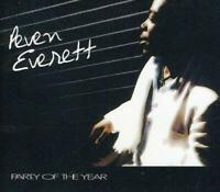 PEVEN EVERETT - PARTY OF THE YEAR (New & Sealed) CD R&B Soul House
