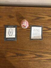 "Franklin Mint Treasury Of Eggs Collection ""Vieux Paris Style"""