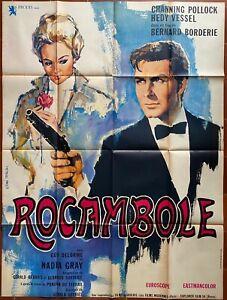 Poster Rocambole Bernard Embroidery Channing Pollock Edy Vessel 47 3/16x63in