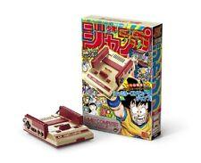 JAPAN NEW Nintendo Classic Mini Famicom Nes Console Shonen JUMP 50th Anniversary