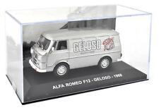ALFA ROMEO F12 GELOSO 1968 - 1:43 DIECAST ITALIAN VAN TRUCK MODEL CAR IXO 60