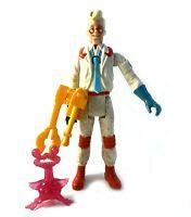 Fright Features Egon Spengler Vintage Kenner Ghostbusters Action Figure Complete