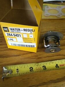 Genuine CAT 284-5421 Engine Thermostat water Regulators.